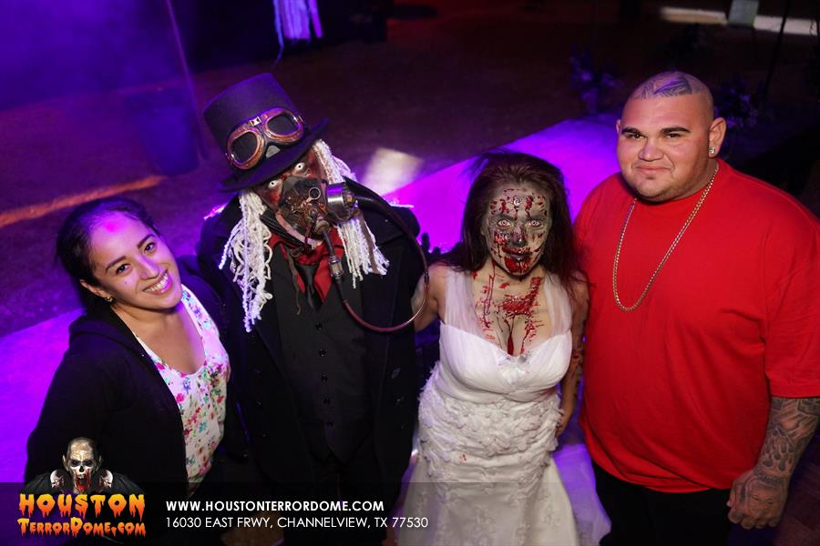 Valentines Day 2016 at the Haunt