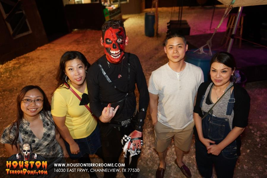 Saturday Halloween Weekend 2016