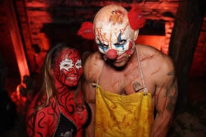Terror Dome Haunted House Halloween 2014 Photos