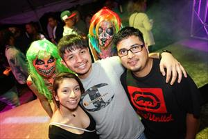 Houston Haunted House Photos 3rd Saturday 2018