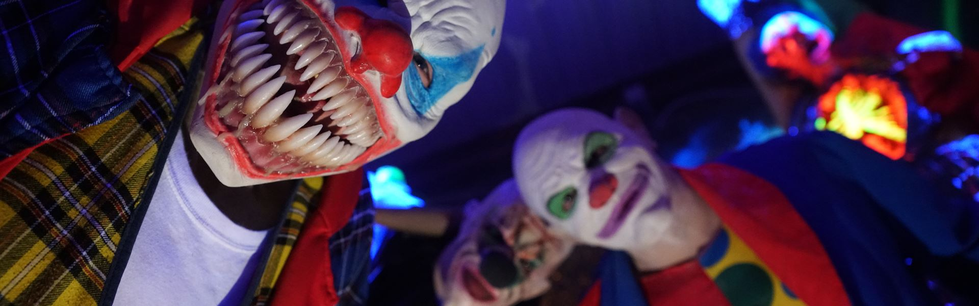 Houston Terror Dome Haunted Houses